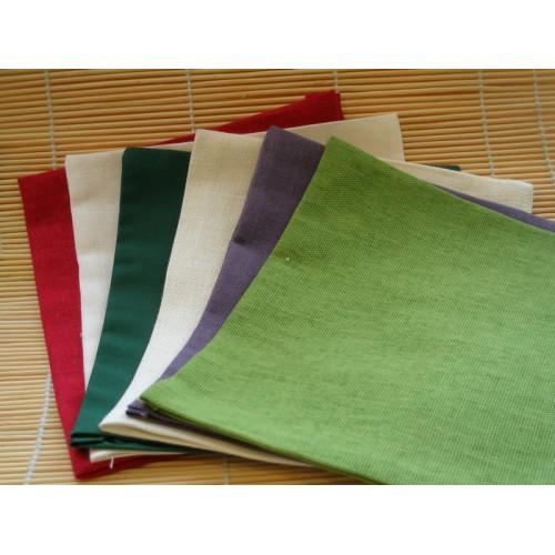 Dabīga materiāla maisiņš 15x18 cm