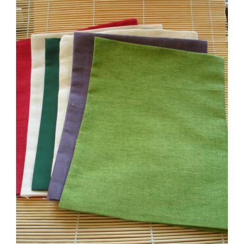 Dabīga materiāla maisiņš 17x22 cm