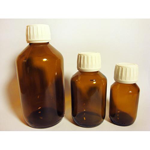 Brūna iepakojuma pudele DIN 28
