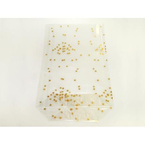 Maisiņš ar zelta zvaigznītēm