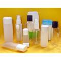 Plastmasas pudelītes