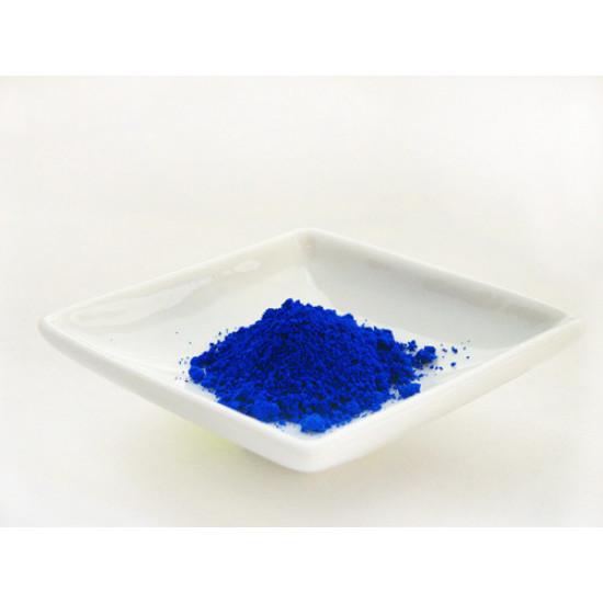 Ultramarīna zilais pigments